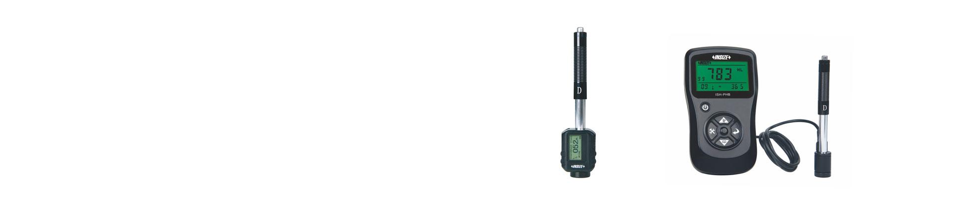 Digitale Härteprüfgeräte , Mobile und stationäre Härteprüfgeräte